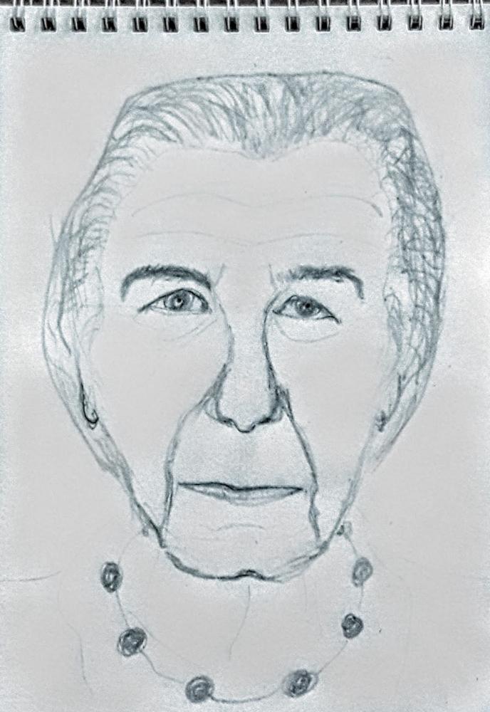 Golda Meir by eranlevi76